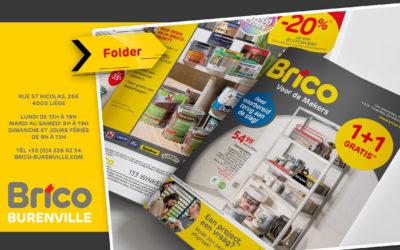 Nieuwe folder geldig van 21/08 tot 02/09/19