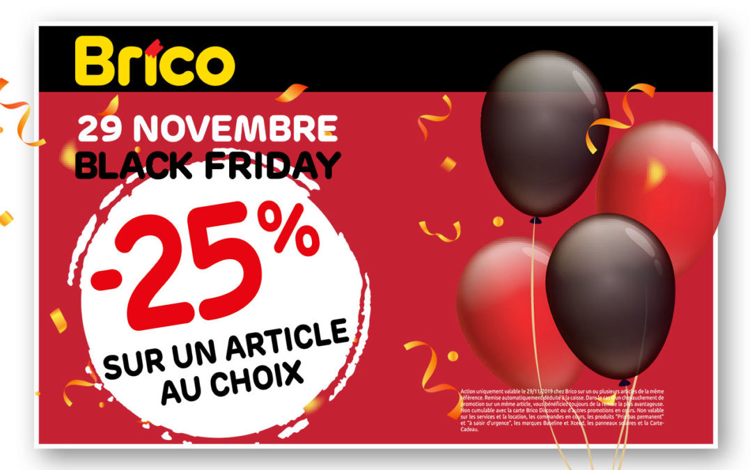 Action Black Friday