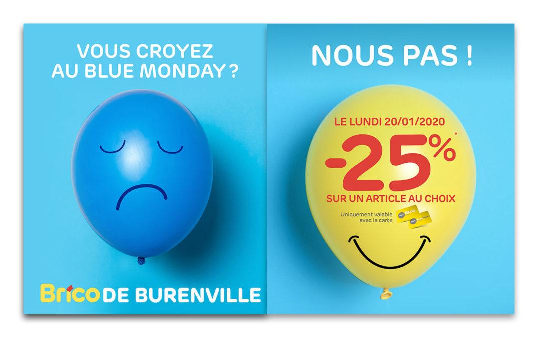 Action Blue Monday