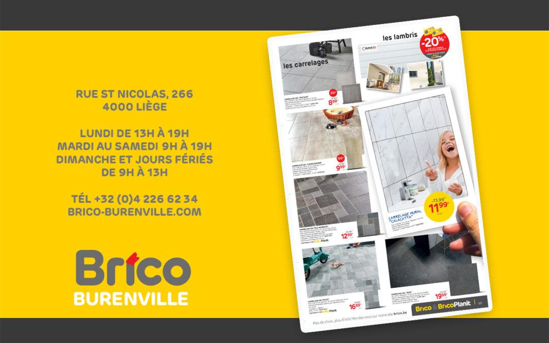 Grâce à votre carte Mon Brico, profitez de notre promo* sur les lambris d'extérieur Dumaclin.