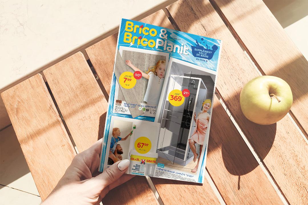 Découvrez notre folder Brico, rempli de promotions. Dans notre folder, nous vous présentons toutes nos dernières promotions
