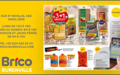 Pour votre poêle, découvrez nos offres sur les bûches, pellets et le pétrole