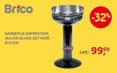 Profitez de notre promo sur le barbecue Barbecook*